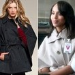 A Belted Cape Coat Like Kerry Washington's on 'Scandal'