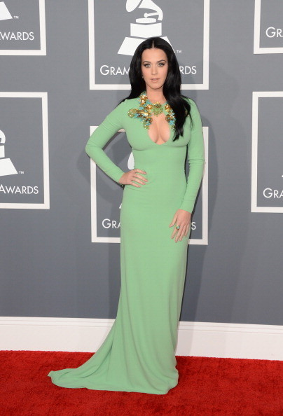 Katy Perry at the Grammy Awards 2013
