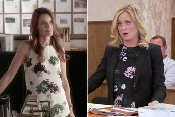 Amy Poehler Shares Her Layering Essentials on 'Parks and Recreation'