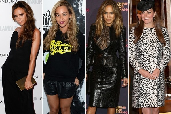 You Voted: The Top 10 Celeb Trendsetters