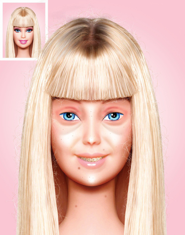 What Does Barbie Look Like Without Makeup? The Answer—Revealed!
