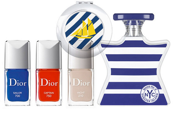 Ahoy! Nautical-Inspired Beauty Products for Summer