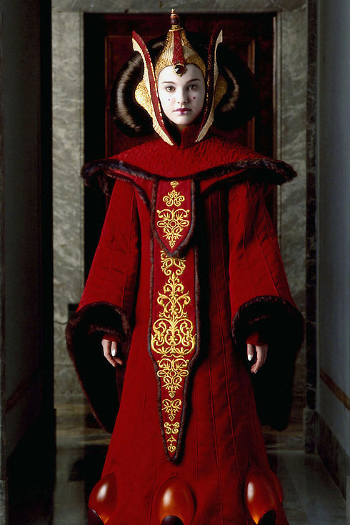 Padm amidala the best costumes from the 39 star wars - Princesse amidala ...