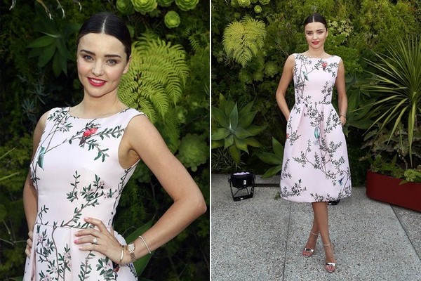 Look of the Day: July 21st, Miranda Kerr