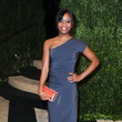 Gabby Douglas Wore Donna Karan at the Vanity Fair Oscars Party 2013