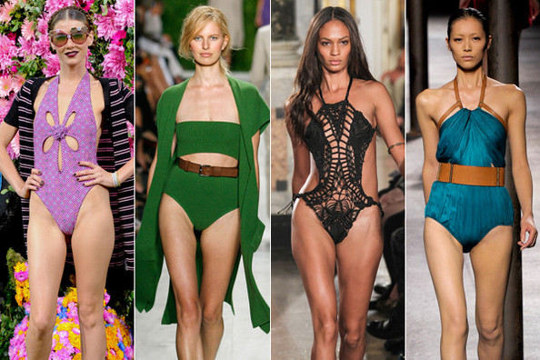 Suited Up for Summer: Hot Swimwear Trends for 2011