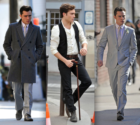 Picture - Dress Like Chuck Bass