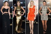 The Best & Worst Dressed at the 'Hunger Games' Premiere