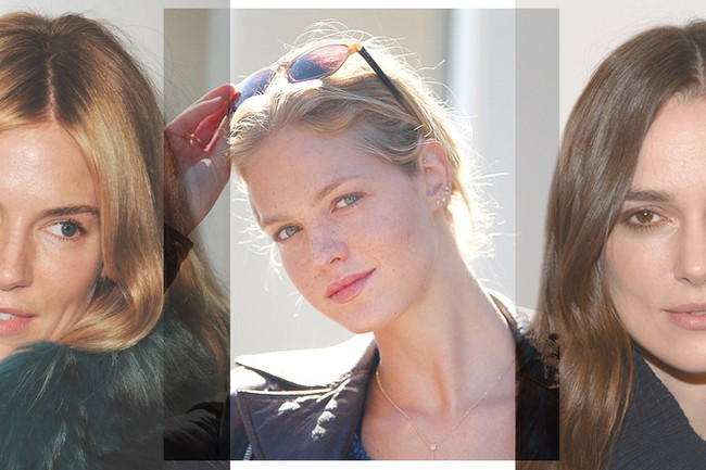 Barefaced Beauties - Celebrities Without Makeup - StyleBistro