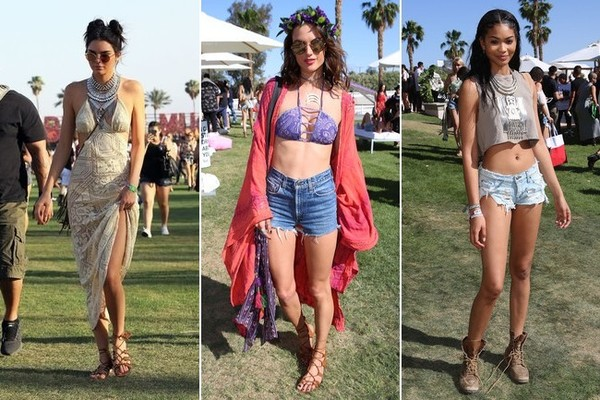 All the Celebrity Looks from Coachella 2016