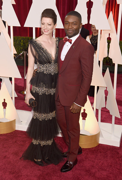 Jessica Oyelowo in Marchesa
