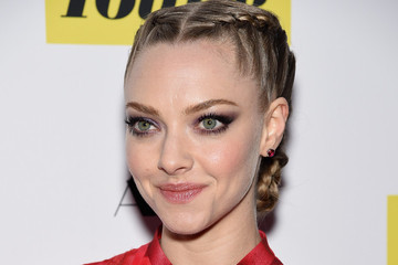 Amanda Seyfried's Braids Might Be the Coolest Hair Look We've Seen