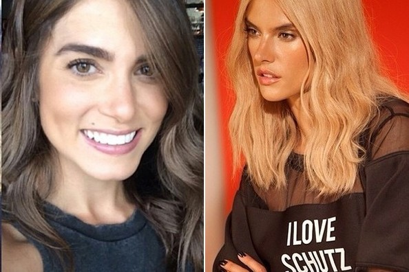 Alessandra Ambrosio Goes Blonde, Nikki Reed Goes Brunette, Choupette Gets Her Own Makeup and More