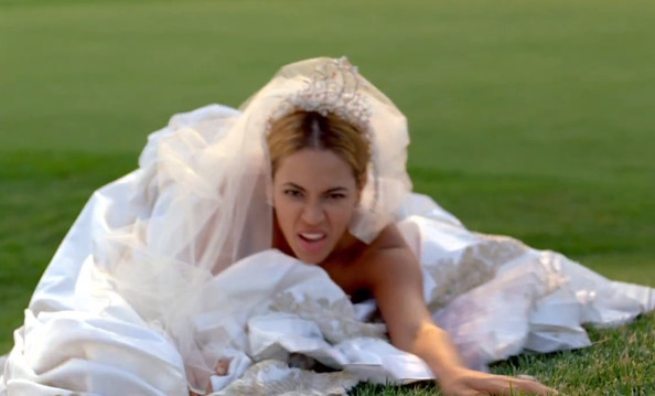 Where To Buy The Wedding Gown From Beyonce S Best Thing I Never Had