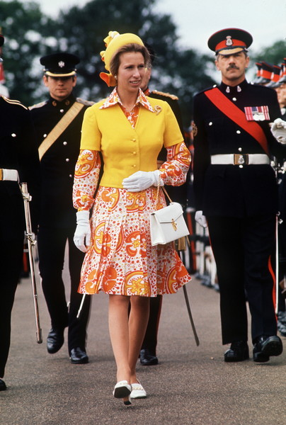 1973: Princess Anne