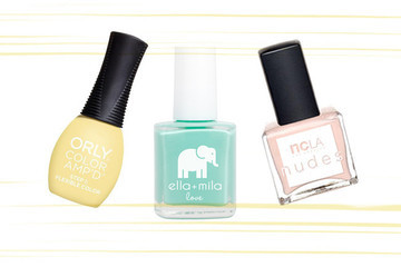 Pretty Pastel Nail Polish For Spring