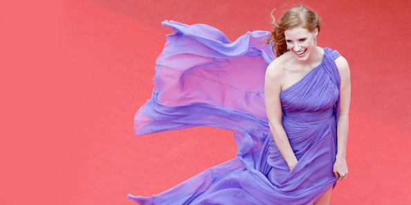Jessica Chastain's Dreamiest Dresses