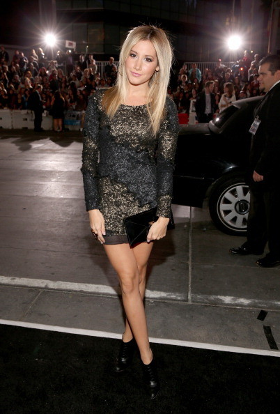 "Ashley Tisdale at 'The Twilight Saga: Breaking Dawn - Part 2"" Premiere"