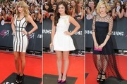 Best Dressed at the 2013 MuchMusic Video Awards