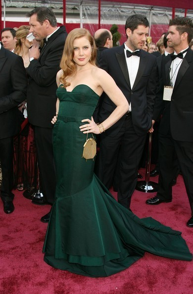 Amy Adams (in Proenza Schouler) as Ariel