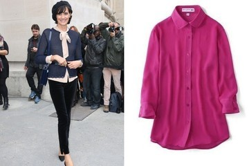 Collab We Love: Inès de la Fressange for Uniqlo