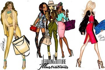 #FF—5 Fabulous Fashion Illustrators to Watch