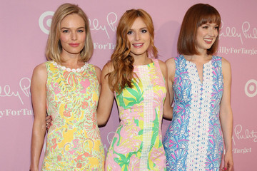 See How Celebs Wear Lilly Pulitzer for Target