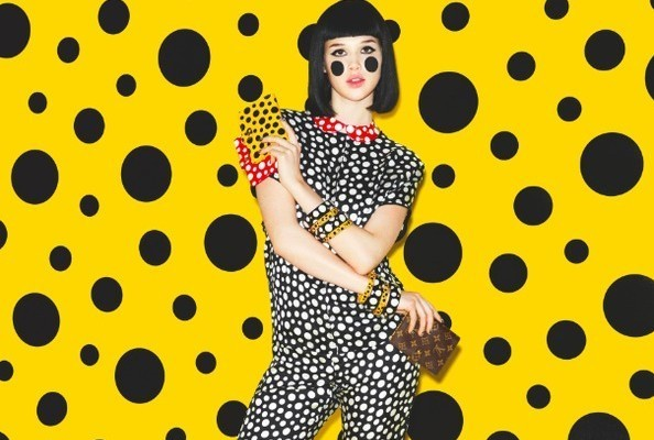 Louis Vuitton x Yayoi Kusama Launches July 10th