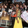 Judi Shekoni at the 'Twilight Saga: Breaking Dawn - Part 2' London Premiere