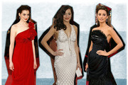 Our Favorite Looks From The 2008 Oscars Red Carpet