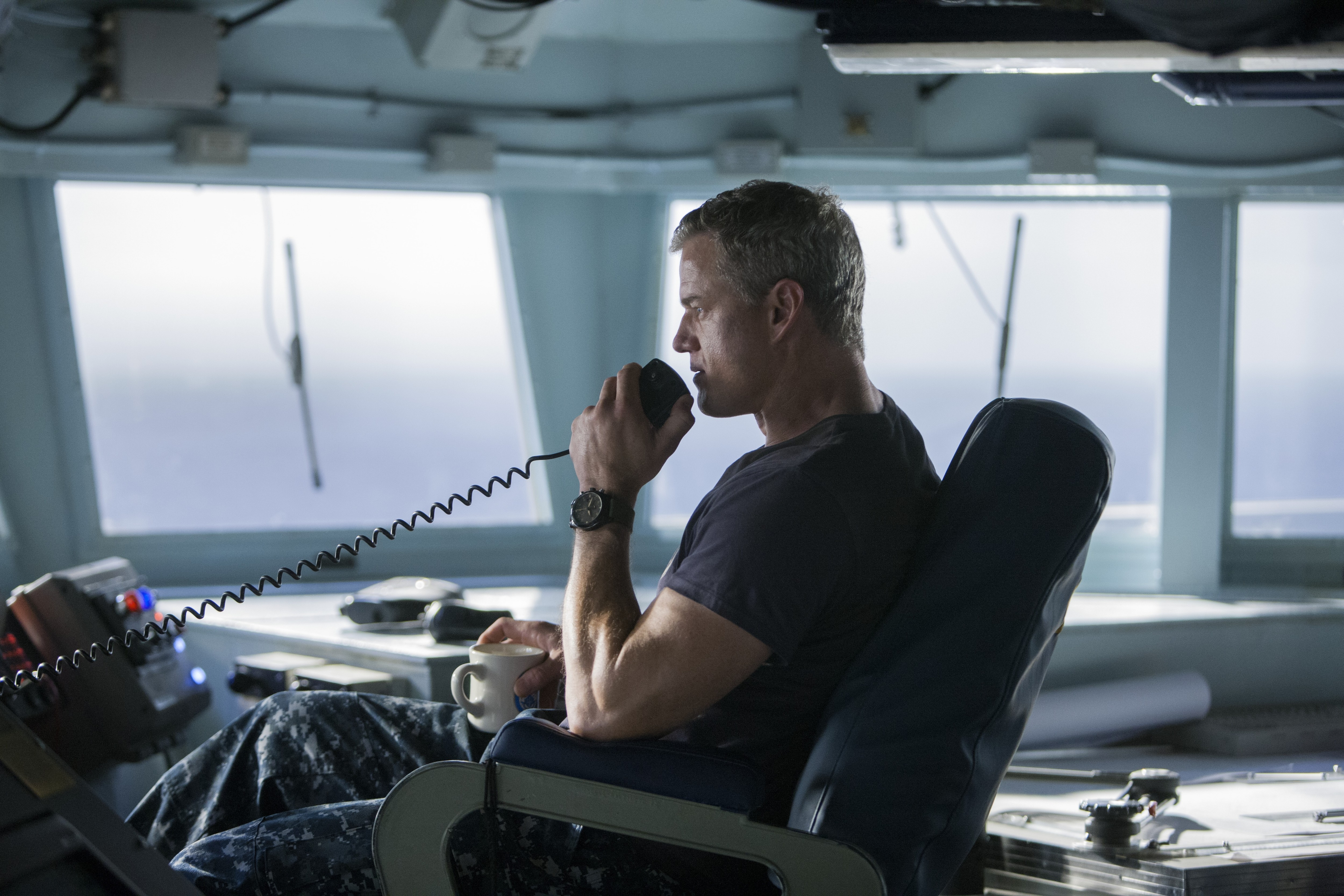 TNT's New Series 'The Last Ship' Inspires Some Eerie Fashion