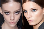 Beauty Inspiration - Backstage at Gucci's Spring 2013 Show