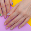 2021's Biggest Nail Trends
