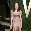 Aubrey Plaza Wore Izmaylova at the Vanity Fair Oscars Party 2013