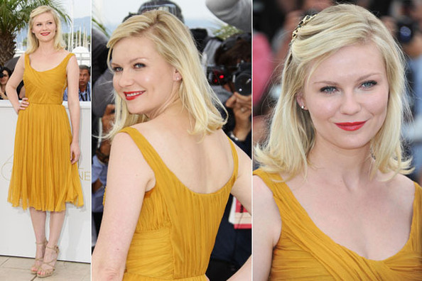 Look of the Day: Kirsten Dunst in Chloé