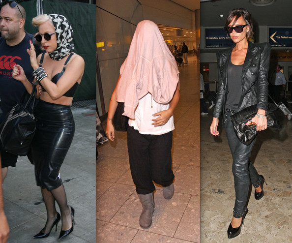 Best and Worst Dressed Celebrities at the Airport