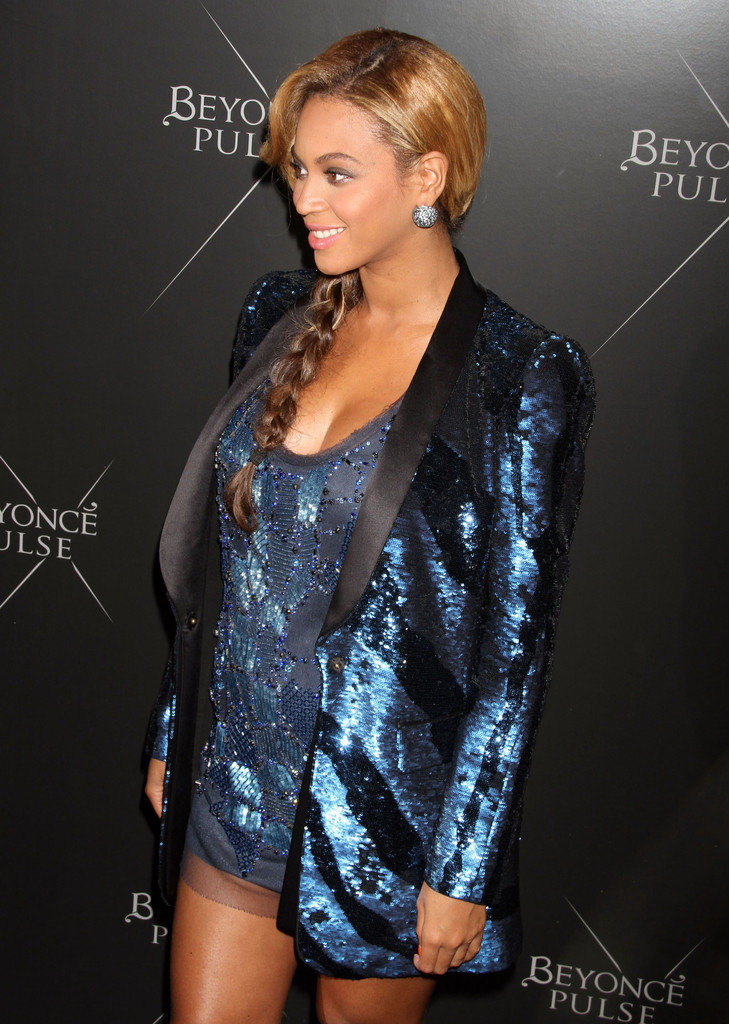 Beyoncé's Pregnancé (Kind Of) Confirmed: Let's Relive Her Best Maternity Looks Anyway