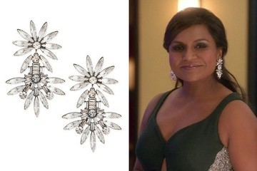 Shop the Festive Fashions Seen Last Night on 'The Mindy Project'