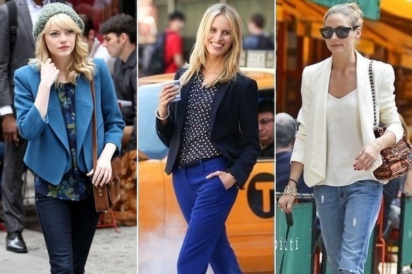 You Voted - The Top 10 Best Celebrity Blazer Looks