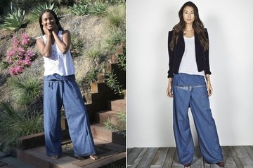 Joy Bryant Launches Clothing Label Basic Terrain