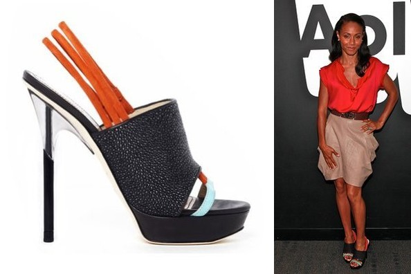In Living Color: Jada Pinkett Smith in Aperlai