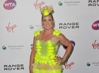Hot or Not: Bethanie Mattek-Sands' Tennis Ball Gown
