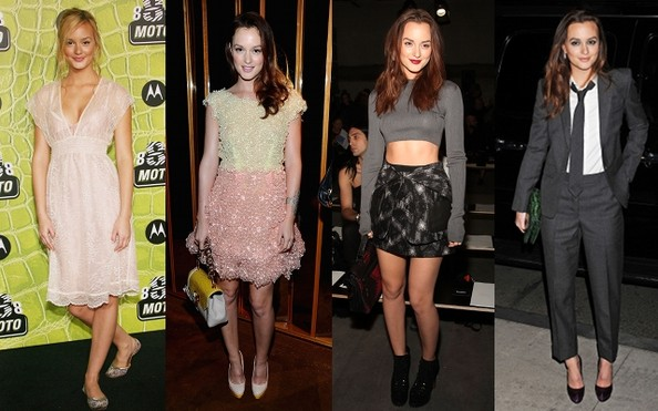 The Style Evolution of Leighton Meester