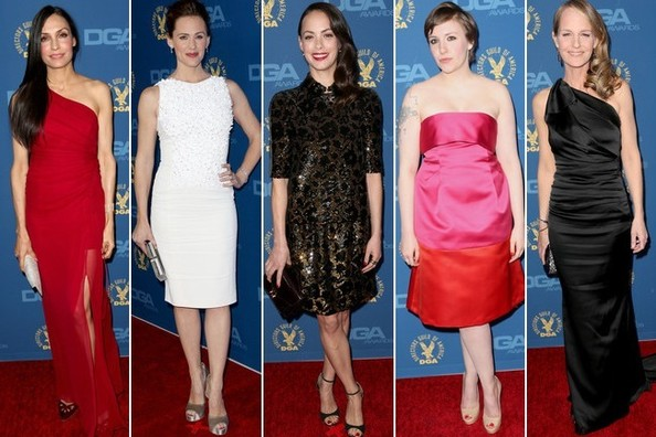 Best & Worst Dressed - 2013 Directors Guild Of America Awards