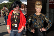 The Style Evolution of Kelly Osbourne