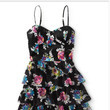A kicky little floral number