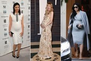 The Best Celebrity Maternity Style of 2015