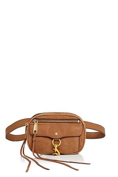 Rebecca Minkoff: Blythe Convertible Leather Belt Bag