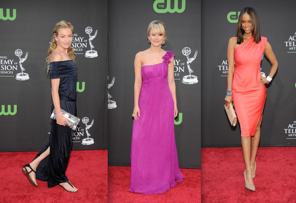 Best Dressed at the Daytime Emmy Awards 2009