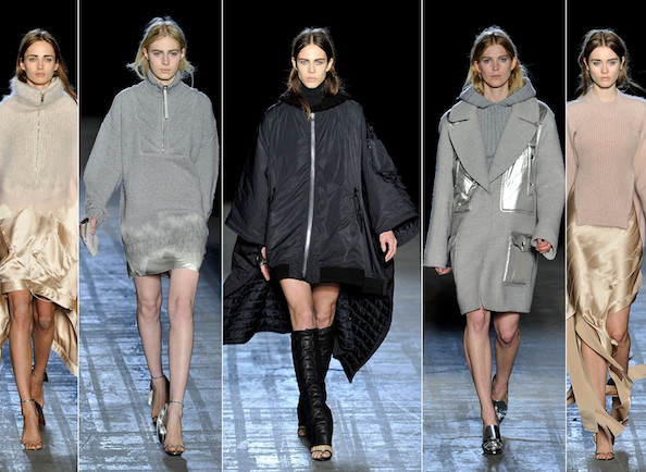Alexander Wang Fall 2011: Cool Kids Get Lush